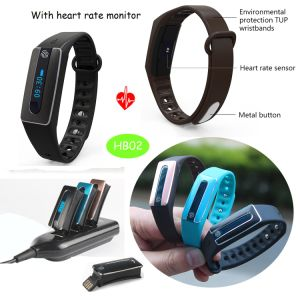 Hot Selling Smart Bluetooth Wristband with Heart Rate Monitor pictures & photos