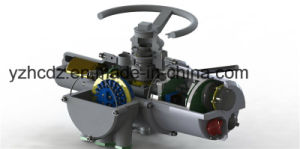 Electric Multi-Turn Actuator for Shut-off Valve (CKD10/JW100) pictures & photos