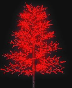 Yaye Waterproof CE RoHS LED Cherry Tree Light/ LED Cherry Tree /LED Blossom Cherry Tree pictures & photos