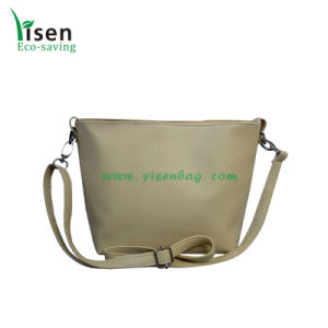 PU Ladies Shoulder Bag (YSLB02BE-001) pictures & photos