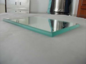 Mirror Glass-- Mirror with Pencil Edges pictures & photos