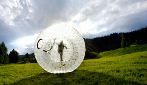 Inflatable Zorbing Ball, Zorb Just for Outdoor Exciting Experience (Xz-Zo-002)