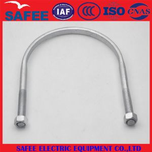 China Immobility Clamp for Electric Power Fittings - China Immobility Clamp, Embrace Hoop Hold pictures & photos