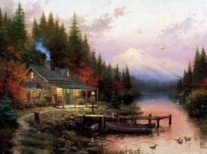 Home Decor Thomas Oil Painting Reproduction Wall Art (ERL-040) pictures & photos