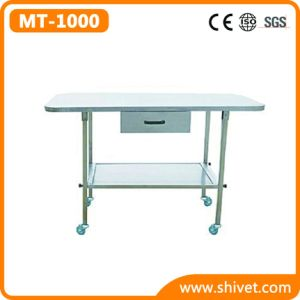 Veterinary Stainless Steel Examination Table (MT-1000) pictures & photos