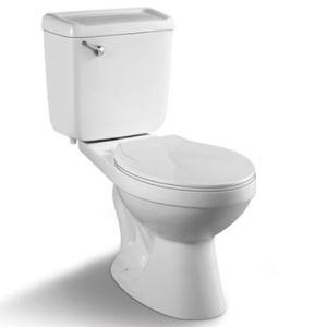 Bathroom Sanitaryware Siphonic Two Piece Toilet St-2014