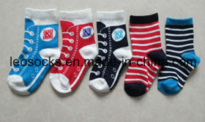 2016 Hot Selling Fashion Cotton Children Socks pictures & photos