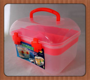 High Quality Colored PP Plastic Storage Tool Box for Medicine pictures & photos