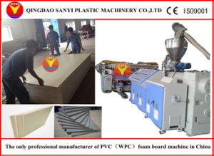 PVC Crust Foam Board Extrusion Machine/Line pictures & photos