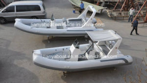 10 Men 5.2m Pleasure Fishing Boat Life Boat Rescue Boat China pictures & photos