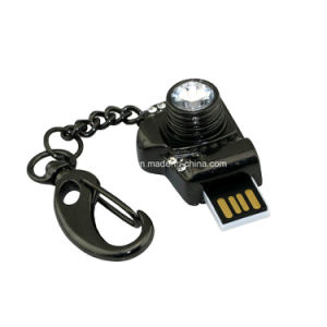 USB3.0 Jewelry Mini Metal USB Flash Disk Camera USB Pendrive pictures & photos