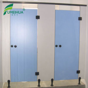 Compact Laminate Used Bathroom Partitions School Design pictures & photos