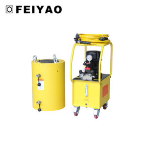 Heavy Duty Double Acting 500 Ton Hydraulic Jack pictures & photos