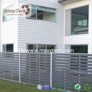 Foshan Factory Custom Fence with Full Trellis WPC Fence Panels pictures & photos