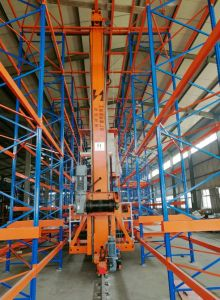 Automatic Stacker Crane for MDF/HDF Chipboard Woodboard Warehousing & Sorting