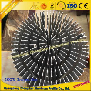 Aluminum Heatsink Apply for Machinery Construction pictures & photos