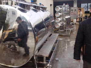 Semi Automatic Stainless Steel 1000L/H CIP Washer Equipment Used for Dairy Plant pictures & photos