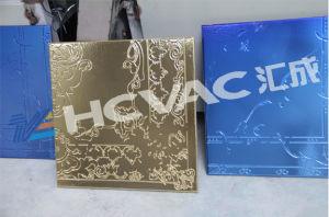 Ceramic Tile Gold Color Coating Machine / Ceramic Tile PVD Vacuum Coater pictures & photos