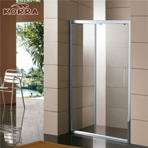 Al-Frame Shower Screen with 2 Sliding Doors (K-813-6) pictures & photos