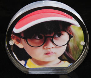 Fridge Magnetic Acrylic Photo Frame pictures & photos