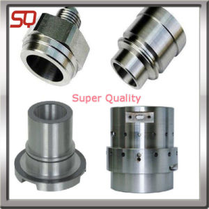 CNC Machining Manufacturer High Precision Machining Aluminum Parts pictures & photos