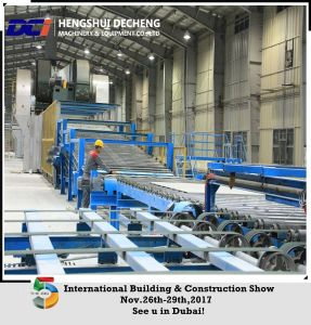 Paper Surface Gypsum Board Engineering Production Line (DCIB013) pictures & photos