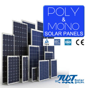 Best Quality 25W Poly Solar Panel with CE, TUV Certificates pictures & photos