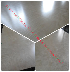 Commercial Plywood CE Carb Fsc ISO Certified Quality pictures & photos