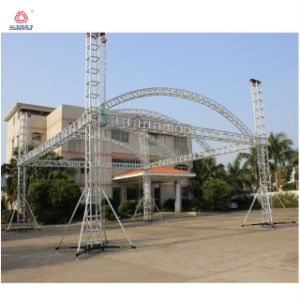 Aluminum Truss Spigot Box Truss Lighting Truss pictures & photos