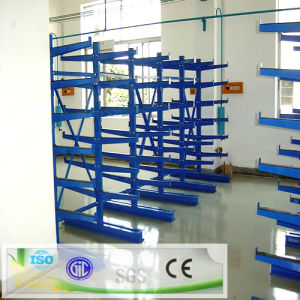 China Supplier Heavy Duty Cantilever Steel Display Racks pictures & photos