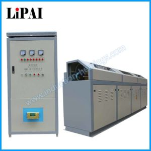 Rebar Wire Heating Supersonic Frequency Induction Furnace for Annealing Tempering pictures & photos