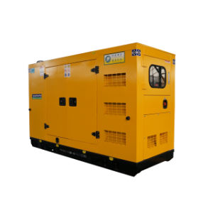 15kVA Diesel Power Generation Silent Generator pictures & photos