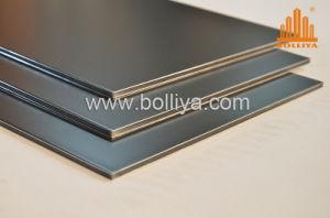 Silver Gold Golden Mirror Aluminium Sign Sheet for Printing pictures & photos