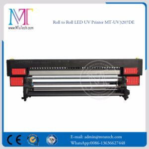 Top Quality LED UV Flabted Printer with Epson Dx7 3.2 Width Format with 1440*1440dpi Resolution pictures & photos