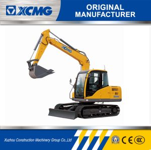 XCMG Official 8 Ton Xe85c Excavator with Isuzu Engine pictures & photos