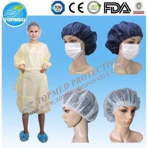 Non-Woven Fabric Surgical Gown/Medical Surgical Gown pictures & photos