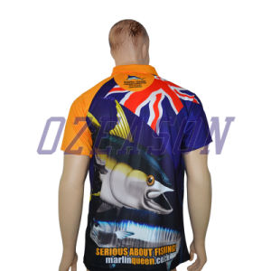 Free Design Wholesale Cheap Customized Sublimated Polo Shirt China Factory pictures & photos
