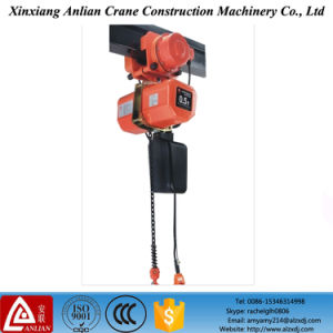 1 Ton Electric Motor Chain Hoist with Monorail Trolley pictures & photos