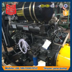 Diesel Engine Drive High Volume Horizontal Dewatering Pumps pictures & photos