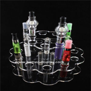 Custom Plastic Acrylic Battery Display Stand/Electronic Cigarette Holder pictures & photos