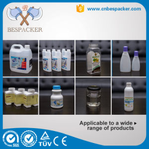Water Bottle Liquid Soap Packing Filling Machine pictures & photos