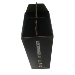 Factory Manufacture Paper Corrugated Packaging Box for Electronics pictures & photos
