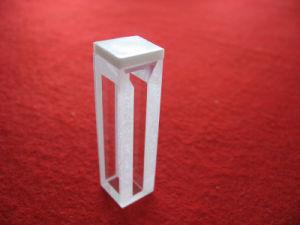 Standard Micro Quartz Cell Quartz Cuvette with Lid pictures & photos