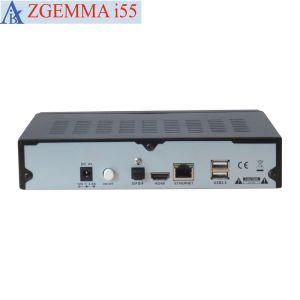 Professional Linux Worldwide IPTV Smart TV Box Zgemma I55 pictures & photos
