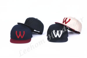 Wholesale Promotional Snapback Baseball Caps pictures & photos