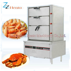 Hot Selling Commercial Seafood Steamer With Energy-Saving pictures & photos