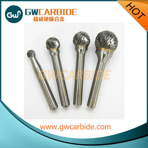 Ball Tree Flame Cylinder Shape Carbide Rotary Burrs pictures & photos