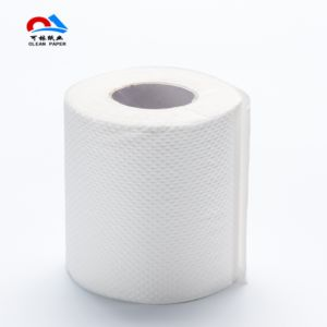 Soft White Toilet Roll Toilet Tissue Paper pictures & photos