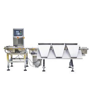 Granule Grain Bean Rice Conveyor Belt Weight Checkor pictures & photos