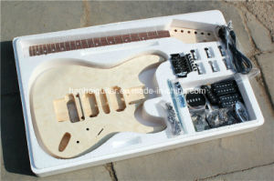 Hanhai Music / St Style Electric Guitar Kit with Floyd Rose / DIY Guitar pictures & photos